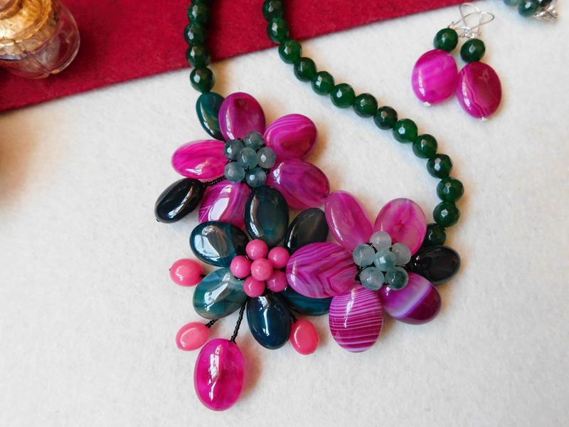 """""""Flori de piatră-Bijoux"""" albumul II-bijuterii artizanale marca Didina Sava - Pagina 8 00223"""