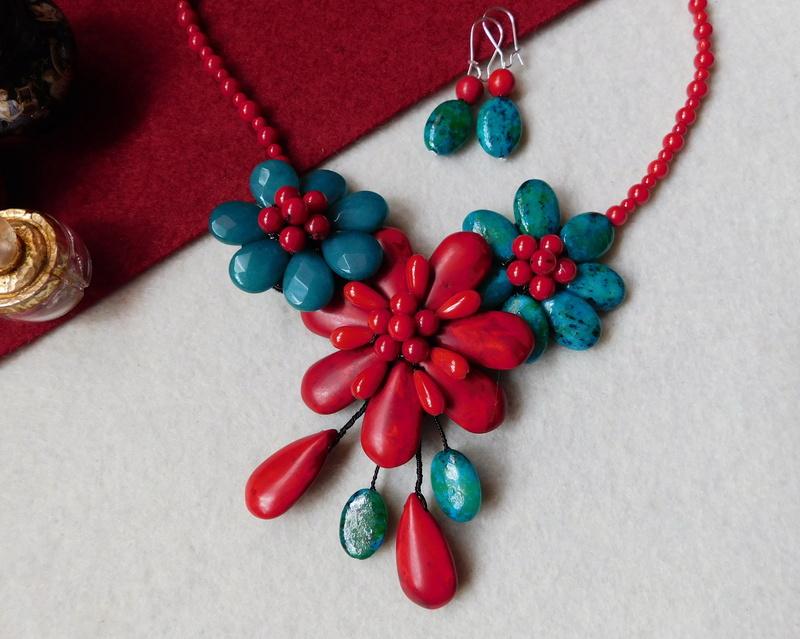 """""""Flori de piatră-Bijoux"""" albumul II-bijuterii artizanale marca Didina Sava - Pagina 6 00312"""