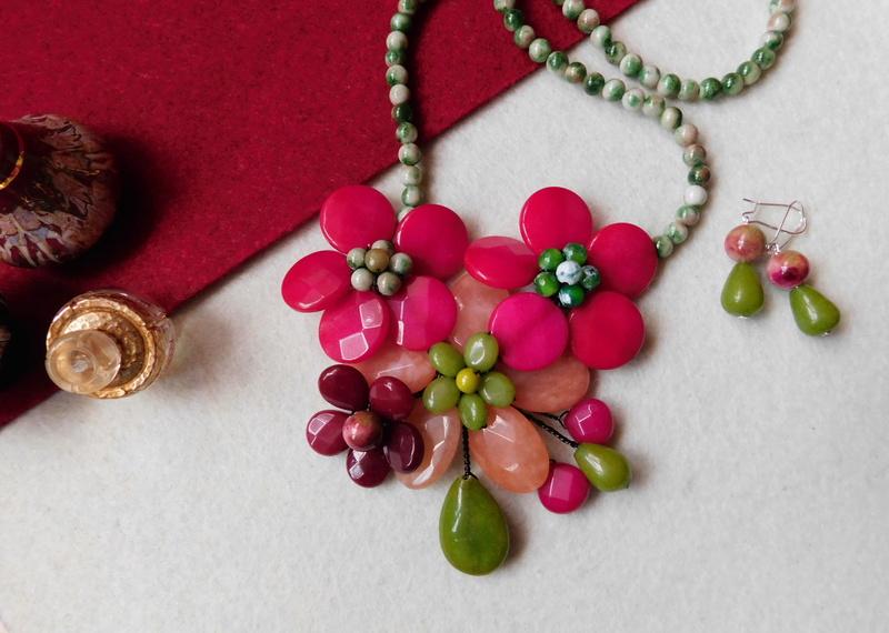 """""""Flori de piatră-Bijoux"""" albumul II-bijuterii artizanale marca Didina Sava - Pagina 6 00317"""
