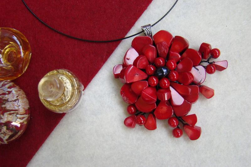 """""""Flori de piatră-Bijoux"""" albumul II-bijuterii artizanale marca Didina Sava - Pagina 11 00413"""