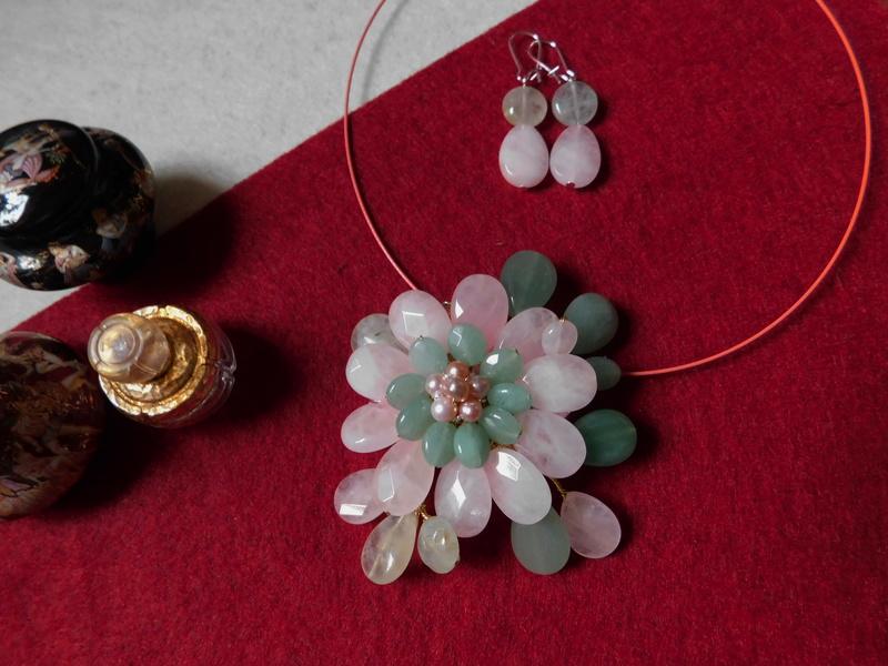 """""""Flori de piatră-Bijoux"""" albumul II-bijuterii artizanale marca Didina Sava - Pagina 6 00417"""