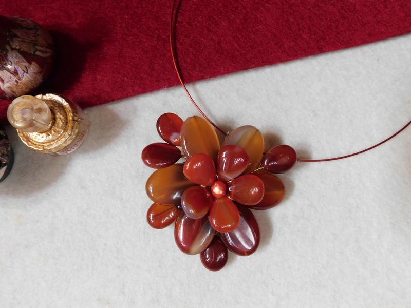 """""""Flori de piatră-Bijoux"""" albumul II-bijuterii artizanale marca Didina Sava - Pagina 6 00418"""