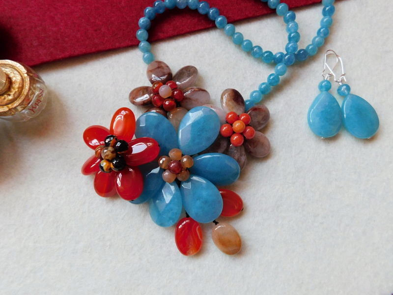 """""""Flori de piatră-Bijoux"""" albumul II-bijuterii artizanale marca Didina Sava - Pagina 6 00419"""
