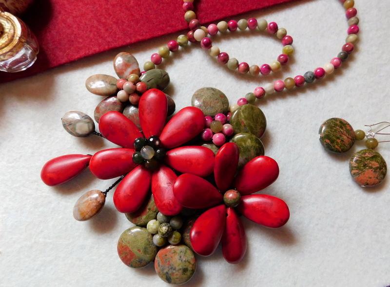 """""""Flori de piatră-Bijoux"""" albumul II-bijuterii artizanale marca Didina Sava - Pagina 6 00515"""