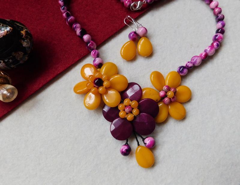 """""""Flori de piatră-Bijoux"""" albumul II-bijuterii artizanale marca Didina Sava - Pagina 6 00615"""
