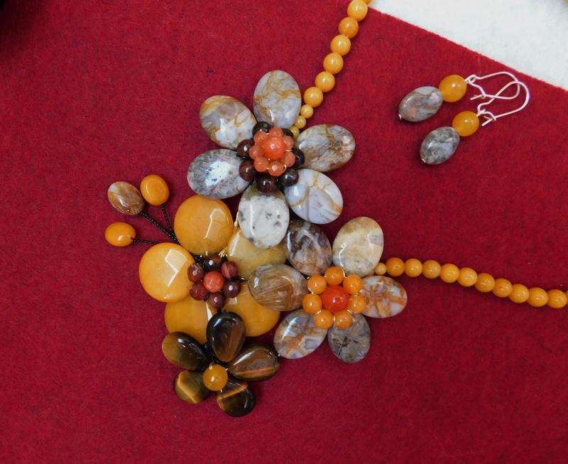 """""""Flori de piatră-Bijoux"""" albumul II-bijuterii artizanale marca Didina Sava - Pagina 6 00616"""