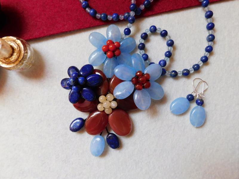 """""""Flori de piatră-Bijoux"""" albumul II-bijuterii artizanale marca Didina Sava - Pagina 6 00617"""