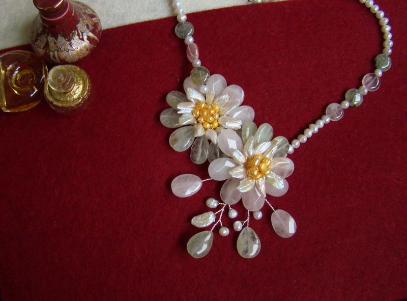 """""""Flori de piatră-Bijoux"""" albumul II-bijuterii artizanale marca Didina Sava - Pagina 11 00710"""