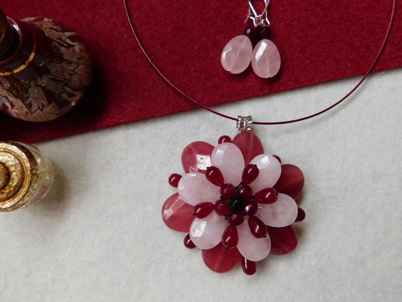 """""""Flori de piatră-Bijoux"""" albumul II-bijuterii artizanale marca Didina Sava - Pagina 6 00717"""