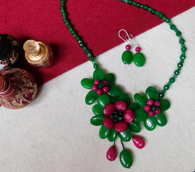 """""""Flori de piatră-Bijoux"""" albumul II-bijuterii artizanale marca Didina Sava - Pagina 6 00719"""