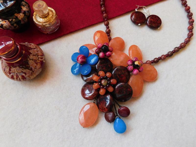 """""""Flori de piatră-Bijoux"""" albumul II-bijuterii artizanale marca Didina Sava - Pagina 6 00720"""