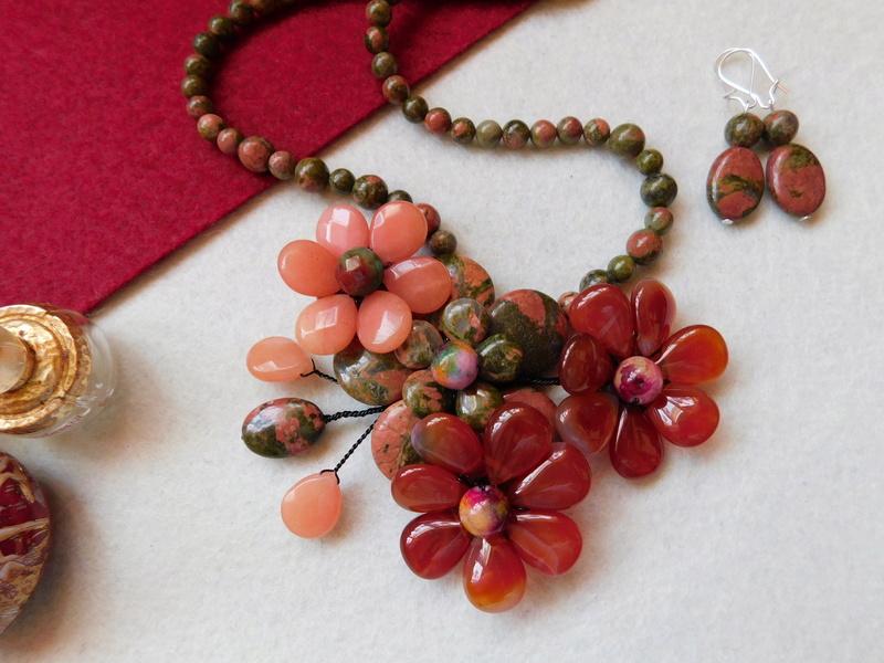"""""""Flori de piatră-Bijoux"""" albumul II-bijuterii artizanale marca Didina Sava - Pagina 6 00722"""