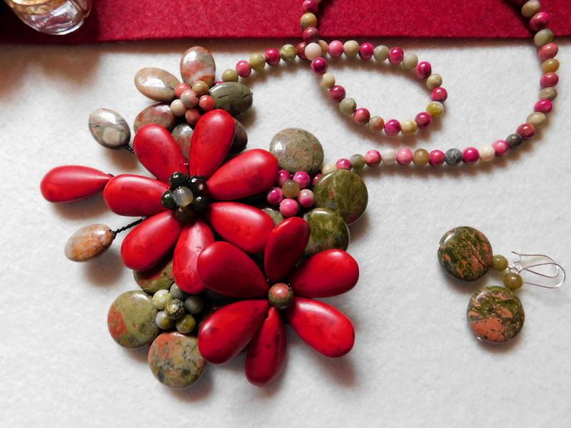 """""""Flori de piatră-Bijoux"""" albumul II-bijuterii artizanale marca Didina Sava - Pagina 6 00723"""