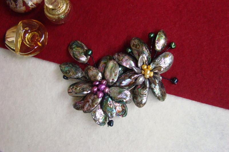 """""""Flori de piatră-Bijoux"""" albumul II-bijuterii artizanale marca Didina Sava - Pagina 11 00813"""