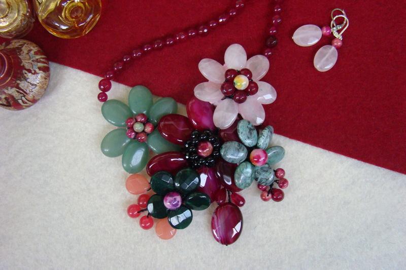 """""""Flori de piatră-Bijoux"""" albumul II-bijuterii artizanale marca Didina Sava - Pagina 8 00815"""