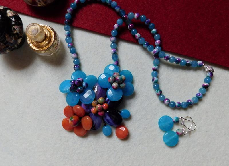 """""""Flori de piatră-Bijoux"""" albumul II-bijuterii artizanale marca Didina Sava - Pagina 8 00819"""