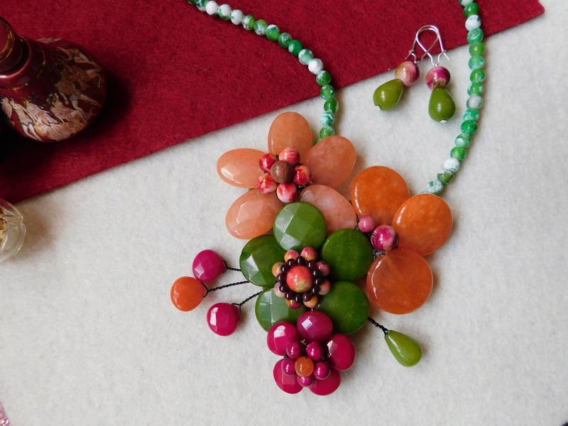 """""""Flori de piatră-Bijoux"""" albumul II-bijuterii artizanale marca Didina Sava - Pagina 6 00917"""