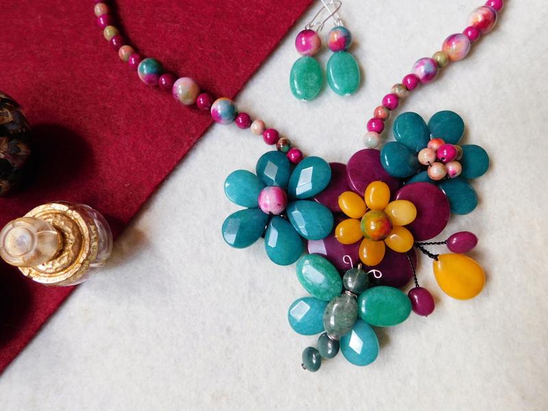 """""""Flori de piatră-Bijoux"""" albumul II-bijuterii artizanale marca Didina Sava - Pagina 6 00918"""
