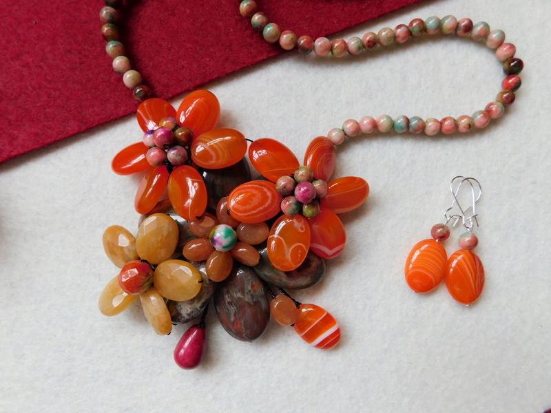 """""""Flori de piatră-Bijoux"""" albumul II-bijuterii artizanale marca Didina Sava - Pagina 8 00919"""