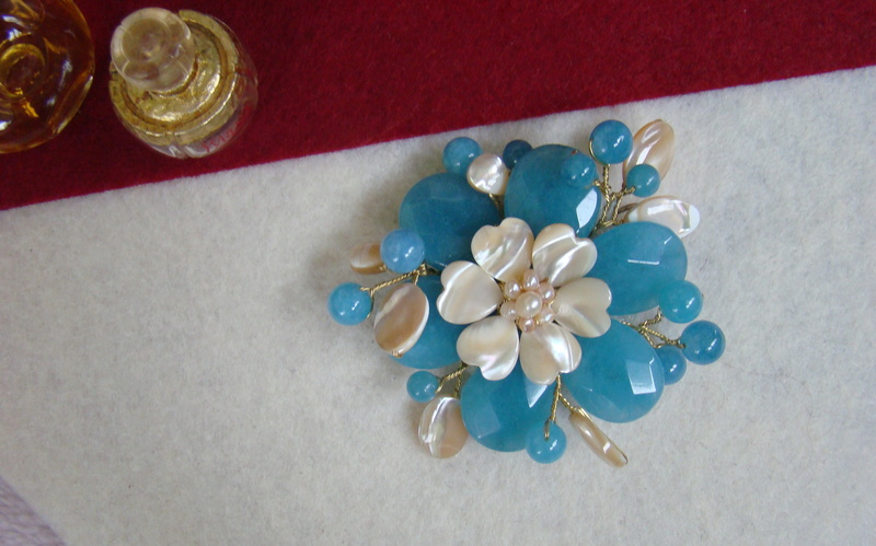 """""""Flori de piatră-Bijoux"""" albumul II-bijuterii artizanale marca Didina Sava - Pagina 8 01011"""