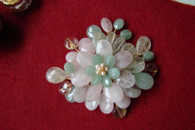 """""""Flori de piatră-Bijoux"""" albumul II-bijuterii artizanale marca Didina Sava - Pagina 10 01012"""