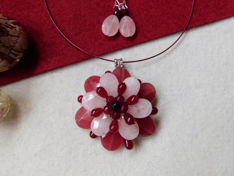 """""""Flori de piatră-Bijoux"""" albumul II-bijuterii artizanale marca Didina Sava - Pagina 6 01115"""
