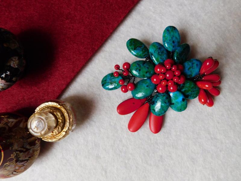 """""""Flori de piatră-Bijoux"""" albumul II-bijuterii artizanale marca Didina Sava - Pagina 10 01311"""
