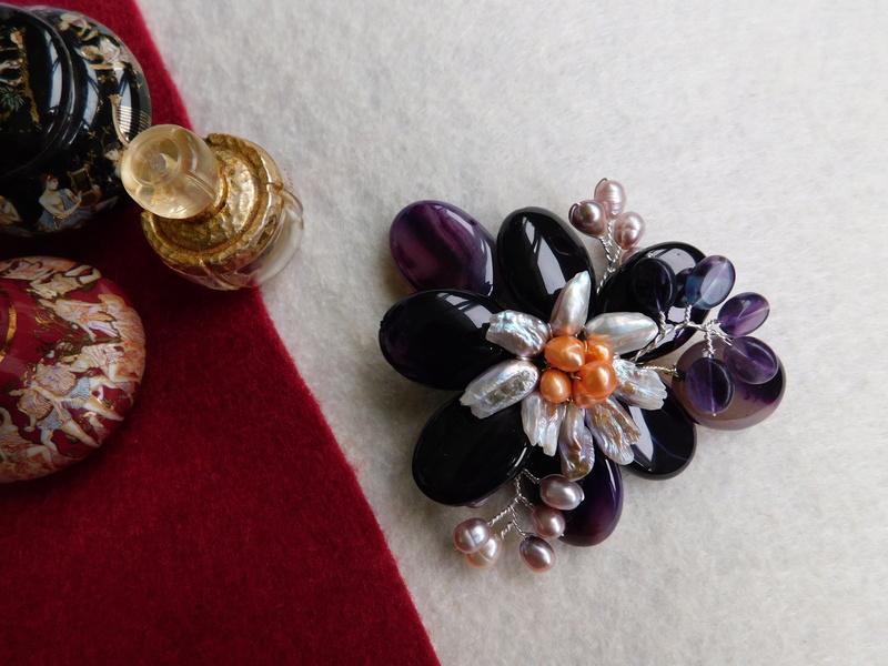 """""""Flori de piatră-Bijoux"""" albumul II-bijuterii artizanale marca Didina Sava - Pagina 10 01312"""