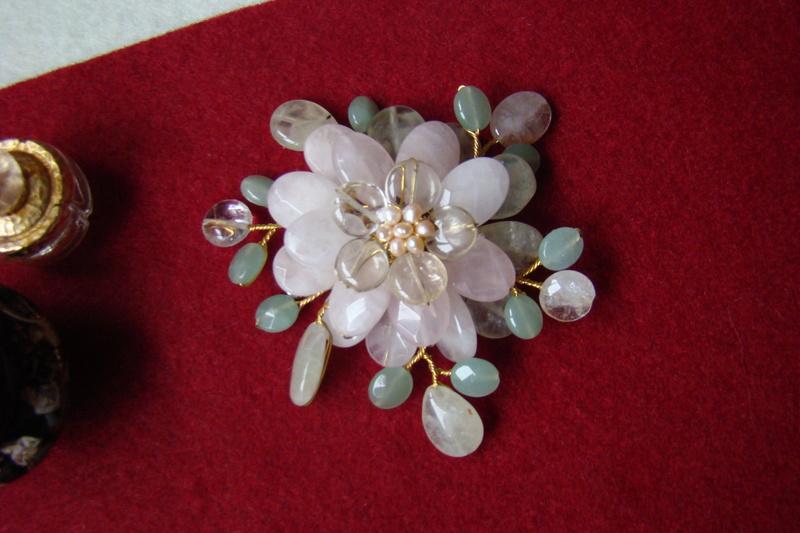 """""""Flori de piatră-Bijoux"""" albumul II-bijuterii artizanale marca Didina Sava - Pagina 10 01412"""