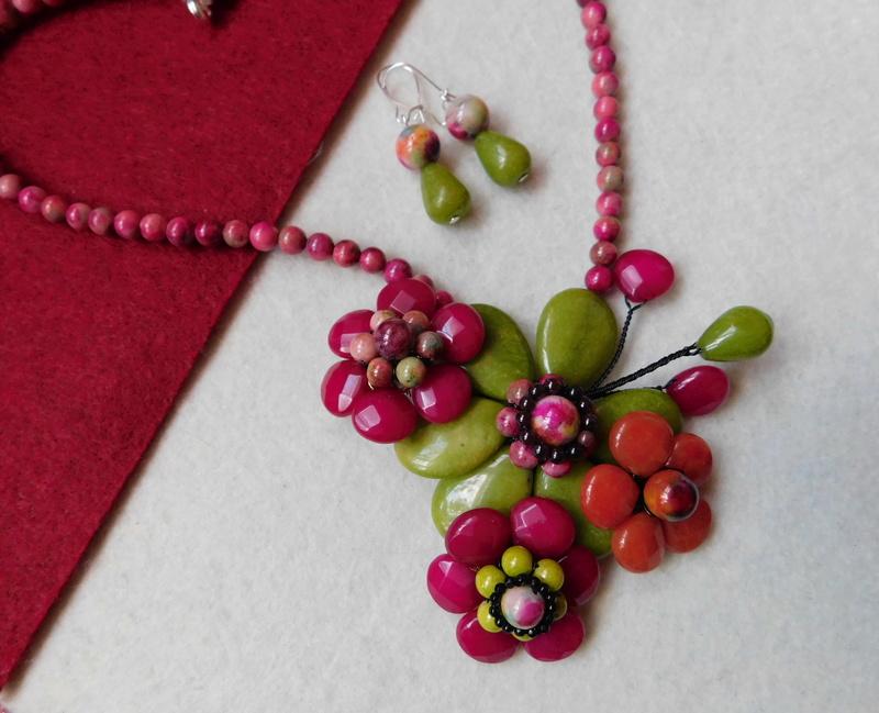 """""""Flori de piatră-Bijoux"""" albumul II-bijuterii artizanale marca Didina Sava - Pagina 6 01414"""