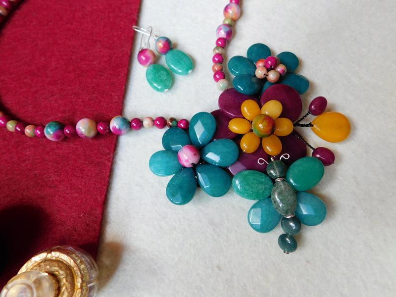 """""""Flori de piatră-Bijoux"""" albumul II-bijuterii artizanale marca Didina Sava - Pagina 6 01415"""