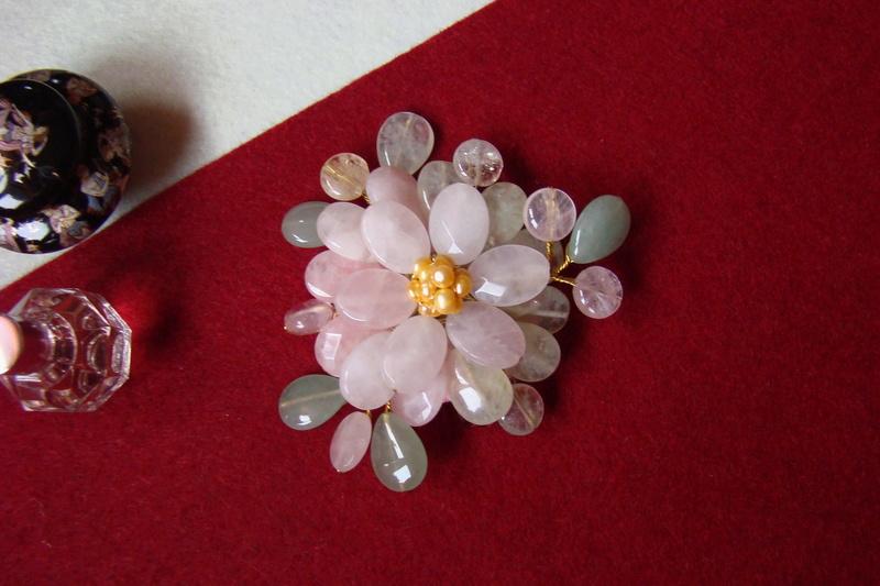 """""""Flori de piatră-Bijoux"""" albumul II-bijuterii artizanale marca Didina Sava - Pagina 10 01512"""