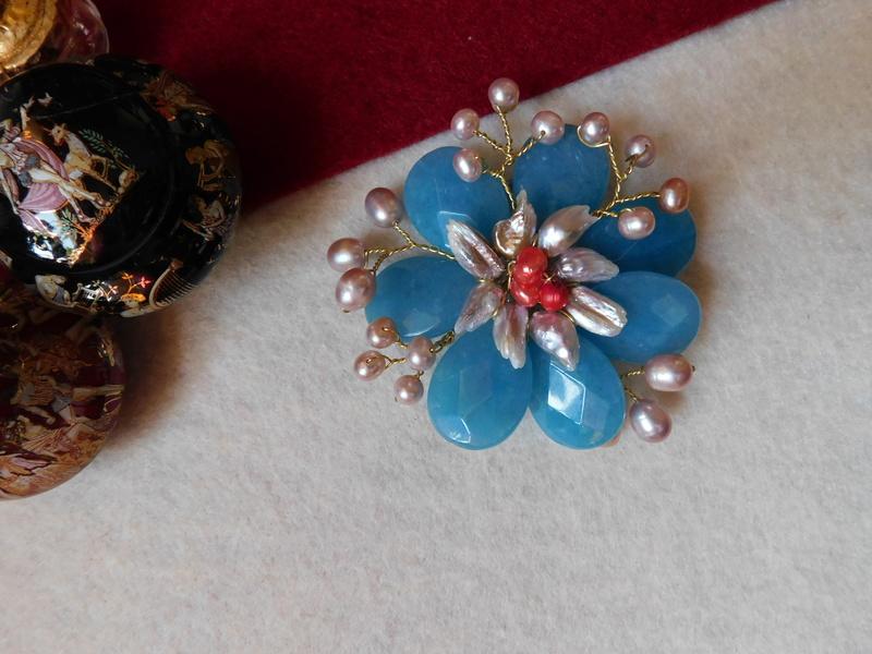 """""""Flori de piatră-Bijoux"""" albumul II-bijuterii artizanale marca Didina Sava - Pagina 10 01612"""