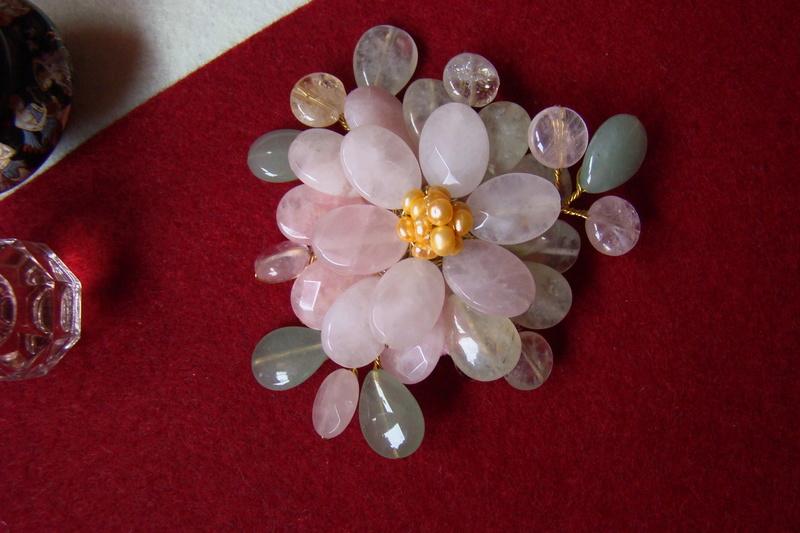 """""""Flori de piatră-Bijoux"""" albumul II-bijuterii artizanale marca Didina Sava - Pagina 10 01712"""
