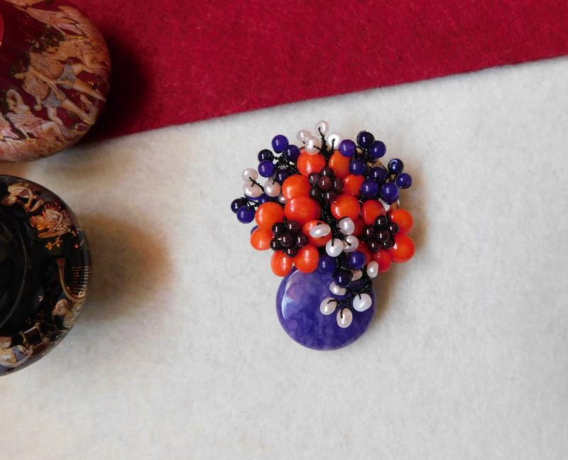 """""""Flori de piatră-Bijoux"""" albumul II-bijuterii artizanale marca Didina Sava - Pagina 6 01714"""