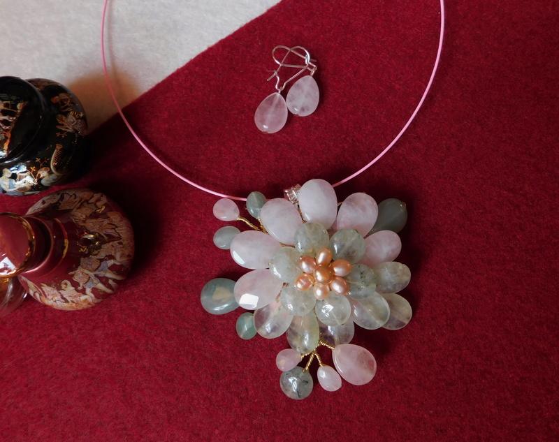 """""""Flori de piatră-Bijoux"""" albumul II-bijuterii artizanale marca Didina Sava - Pagina 10 01814"""