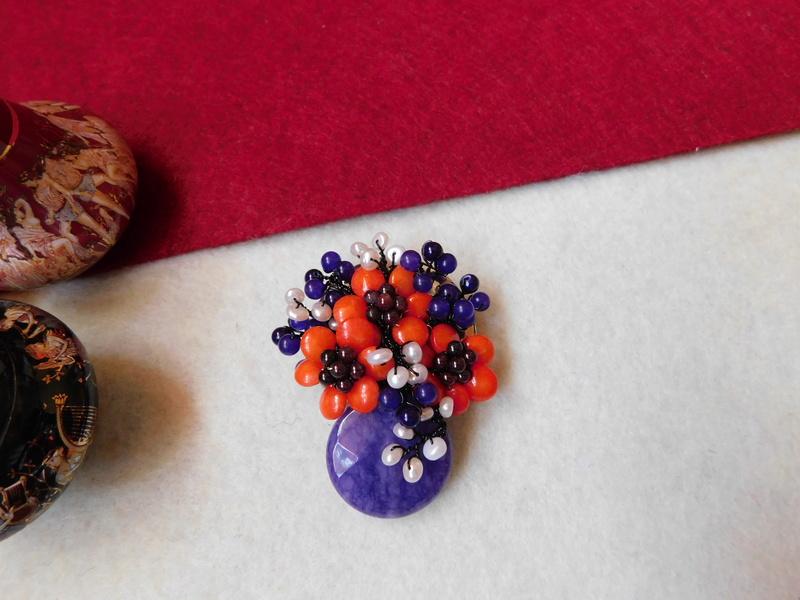 """""""Flori de piatră-Bijoux"""" albumul II-bijuterii artizanale marca Didina Sava - Pagina 6 01815"""