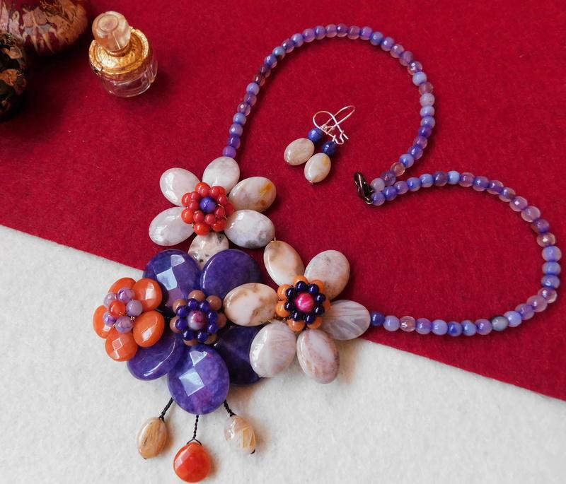"""""""Flori de piatră-Bijoux"""" albumul II-bijuterii artizanale marca Didina Sava - Pagina 6 01818"""
