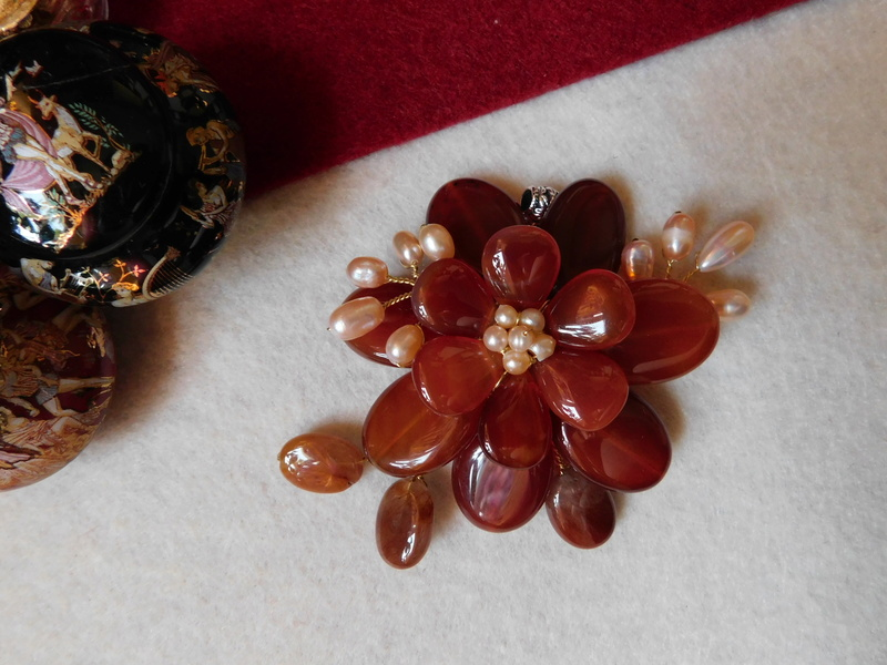 """""""Flori de piatră-Bijoux"""" albumul II-bijuterii artizanale marca Didina Sava - Pagina 10 01913"""