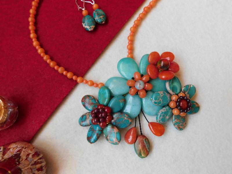 """""""Flori de piatră-Bijoux"""" albumul II-bijuterii artizanale marca Didina Sava - Pagina 6 01918"""