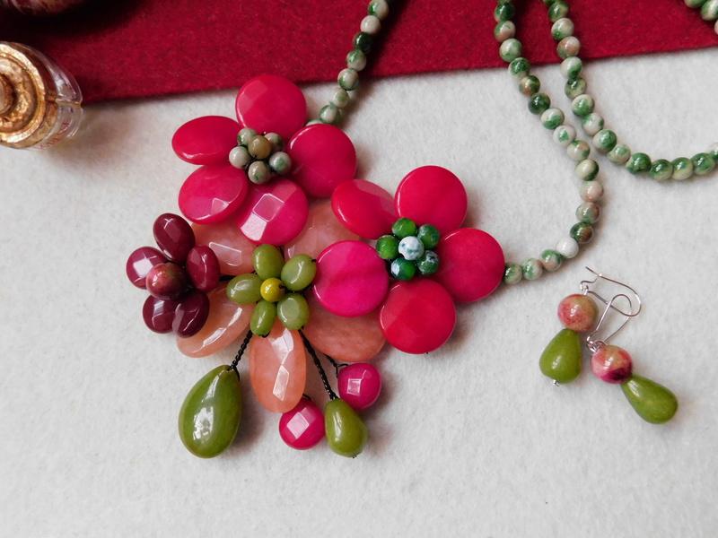 """""""Flori de piatră-Bijoux"""" albumul II-bijuterii artizanale marca Didina Sava - Pagina 6 01919"""