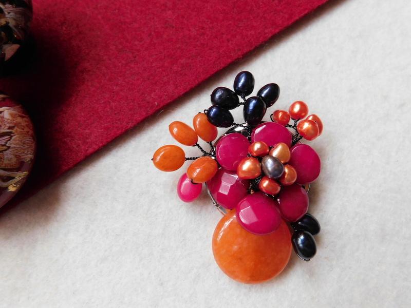 """""""Flori de piatră-Bijoux"""" albumul II-bijuterii artizanale marca Didina Sava - Pagina 6 02112"""