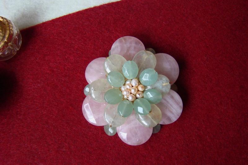 """""""Flori de piatră-Bijoux"""" albumul II-bijuterii artizanale marca Didina Sava - Pagina 10 02311"""