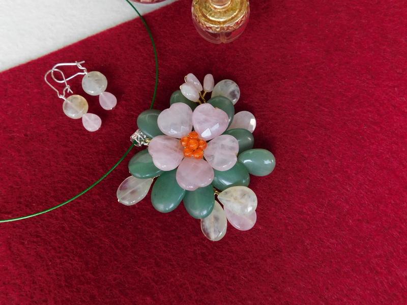 """""""Flori de piatră-Bijoux"""" albumul II-bijuterii artizanale marca Didina Sava - Pagina 6 02312"""