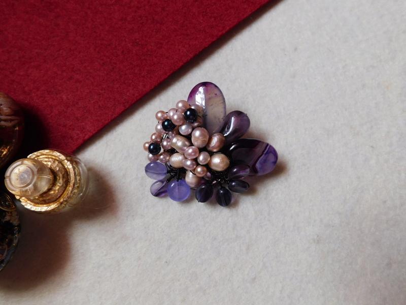 """""""Flori de piatră-Bijoux"""" albumul II-bijuterii artizanale marca Didina Sava - Pagina 6 02612"""
