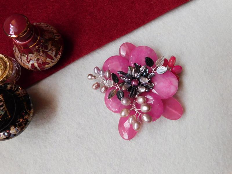 """""""Flori de piatră-Bijoux"""" albumul II-bijuterii artizanale marca Didina Sava - Pagina 10 02711"""
