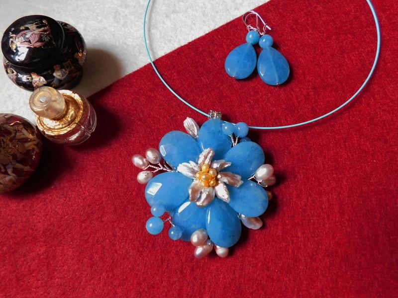 """""""Flori de piatră-Bijoux"""" albumul II-bijuterii artizanale marca Didina Sava - Pagina 6 03011"""