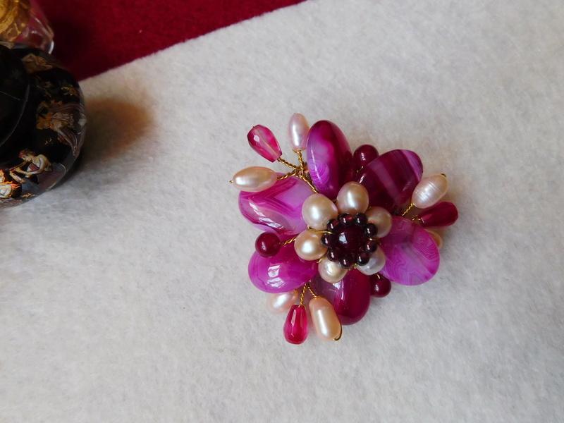 """""""Flori de piatră-Bijoux"""" albumul II-bijuterii artizanale marca Didina Sava - Pagina 10 03210"""