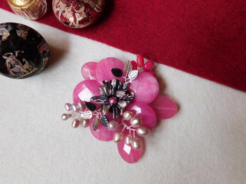 """""""Flori de piatră-Bijoux"""" albumul II-bijuterii artizanale marca Didina Sava - Pagina 10 03211"""