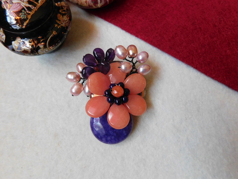 """""""Flori de piatră-Bijoux"""" albumul II-bijuterii artizanale marca Didina Sava - Pagina 6 03212"""